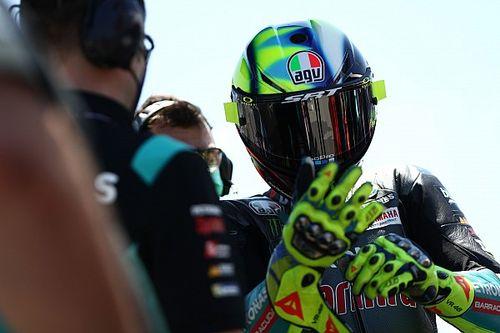 """Rossi: """"Hace más de 15 años que no leo lo que se dice de mí"""""""