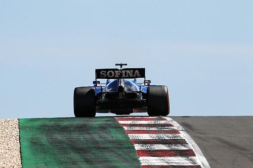 Williams rear end issue hampered Russell's Portimao F1 race