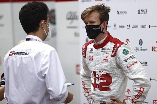 Ilott a Red Bull kötelékében kezdte a karrierjét, de kirúgták – most boldog a Ferrarinál