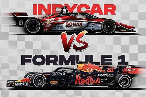 F1 vs IndyCar : vitesses, puissance et autres comparaisons...
