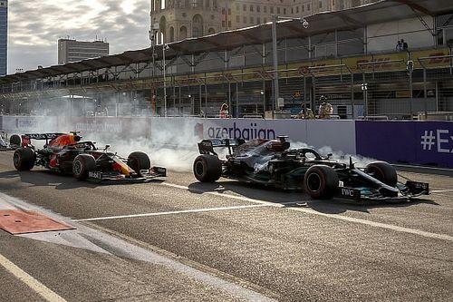 """Hamilton: """"Magic button al riparo per evitare altre Baku"""""""