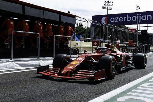 Street track poles don't reflect Ferrari's true performance - Binotto