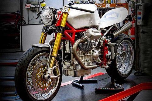 Moto Guzzi: Guareschi celebra los 100 años de forma especial