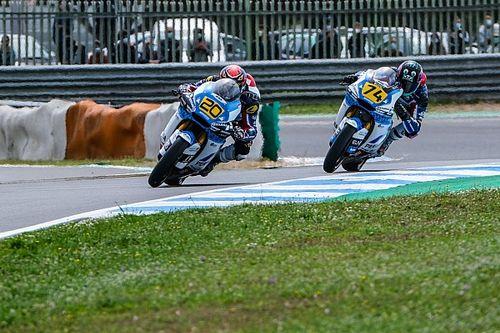 Hasil FP CEV Moto2 Valencia: Rider Boscoscuro Berkuasa, Dimas Ekky 7 Besar