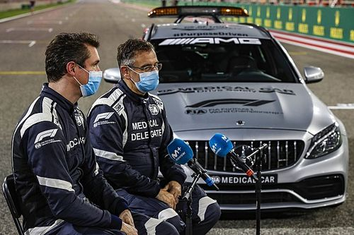فان دير ميرفي يتّجه للتغيّب عن السباقات الأخيرة من موسم الفورمولا واحد