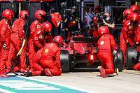 Így forgott meg ismét Vettel a Ferrarival, ezúttal Silverstone-ban – videóval