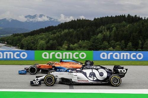 ついにF1開幕! F1オーストリアGPのFP2をライブテキストでお届け!