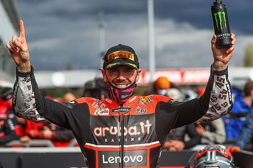 """Redding wanted to """"prove a point"""" with Magny-Cours win"""