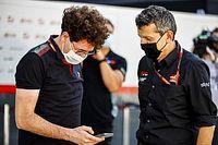 Steiner: hűségesek vagyunk a Ferrarihoz, de ha valaki felajánlana egy ingyen motort, nem küldenénk el…