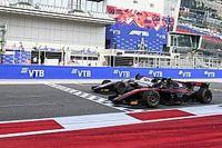 Гонка Формулы 2 в Сочи закончилась серьезной аварией