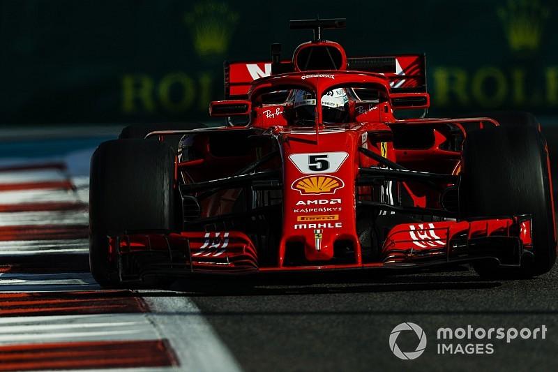 Ferrari'nin 2019 aracındaki kırmızı tonu daha koyu ve opak olacak