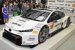 New Toyota Prius Super GT contender revealed
