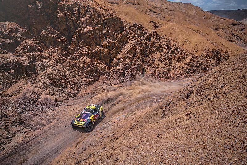 Dakar 2019, 6. Etap: Loeb kazandı, Peterhansel zorlandı