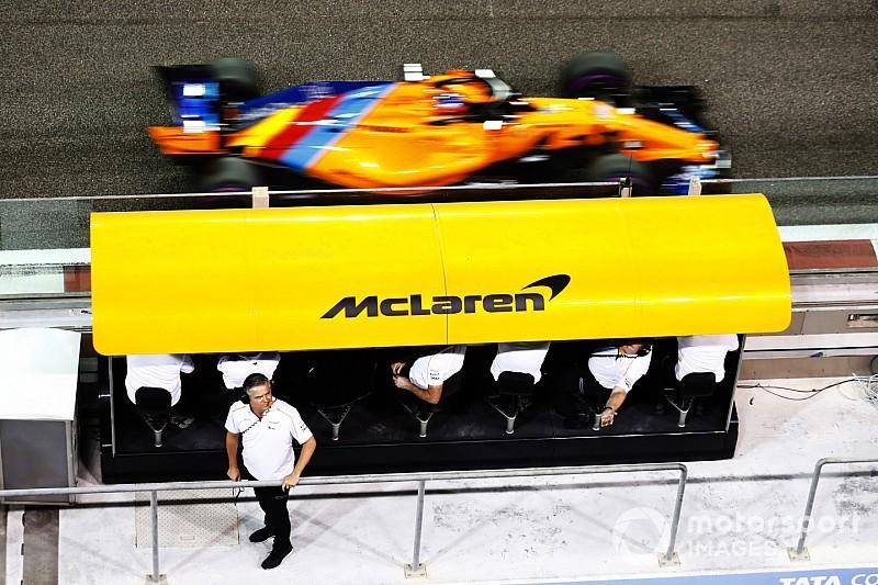 McLaren umumkan tanggal peluncuran MCL34
