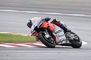 Progressie van Ducati een 'kwestie van opgroeien', aldus Dovizioso