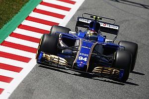 Formule 1 Réactions Sauber sort de nulle part grâce à une stratégie risquée