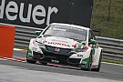 WTCC Hungary WTCC: Michelisz leads Honda 1-2 in wet final practice