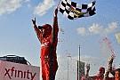 NASCAR XFINITY Justin Allgaier vence en Chicago y se definen los playoffs en Xfinity