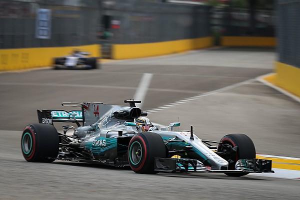 Hamilton: Zwakheden van Mercedes worden in 2017 niet meer opgelost