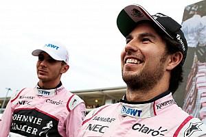 Sergio Perez wetzt die Messer:
