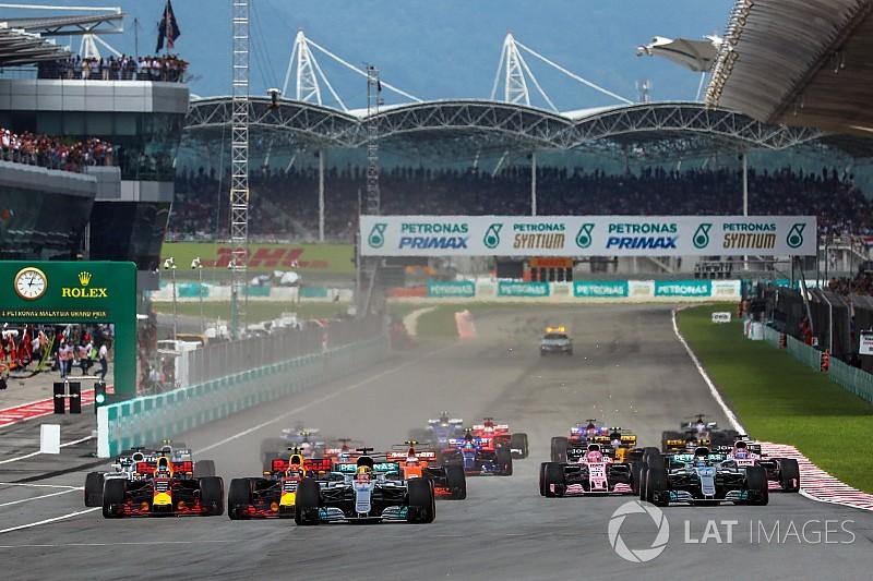 F1探索越南大奖赛举办可能性