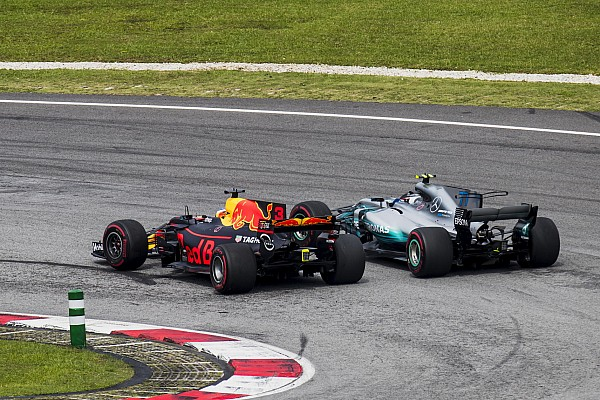 Formula 1 Breaking news Ricciardo's overtakes in 2017
