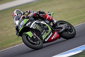 Superbike-WM Rennbericht Superbike-WM Phillip Island: Rea siegt mit 0,04 Sekunden Vorsprung