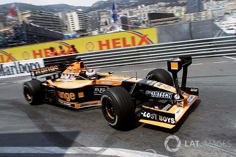 Monaco's craziest ever Formula 1 tech ideas