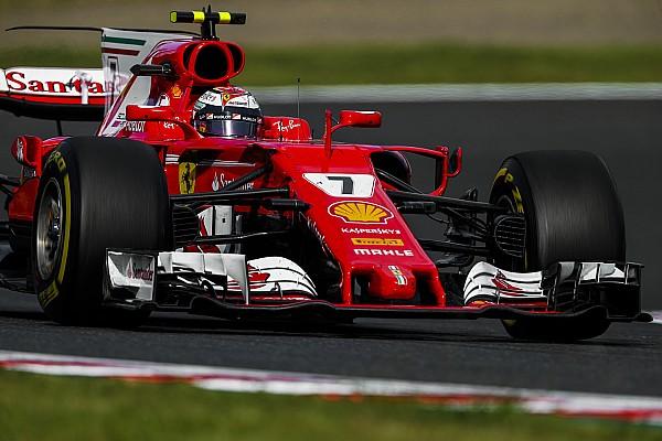 Formula 1 Ferrari has potential to win last four races, says Raikkonen