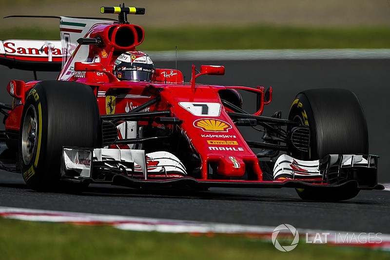 Ferrari has potential to win last four races, says Raikkonen