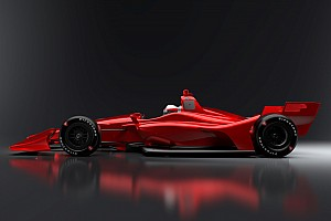 IndyCar Breaking news IndyCar selects Dallara to build 2018 aerokit, reveals test dates