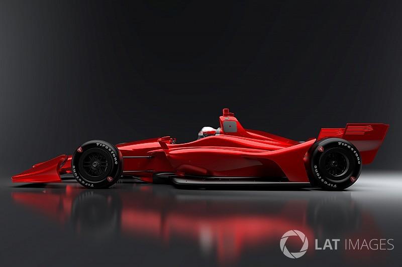 IndyCar вибрала Dallara у якості постачальника аеропакетів для машин 2018 року
