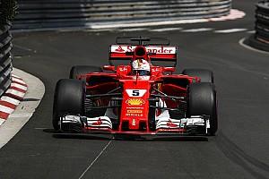 Brutális Vettel-dominancia Monacóban a harmadik edzésen Räikkönen és Bottas előtt