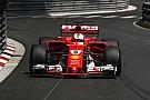 Monaco, Libere 3: due Ferrari davanti e le Mercedes fanno fatica