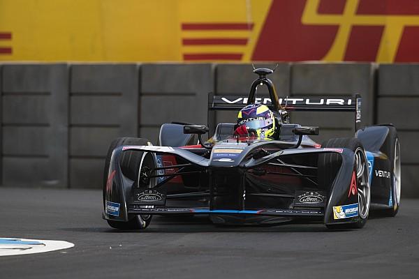 Dillmann vervangt Engel tijdens Formule E-weekend Parijs