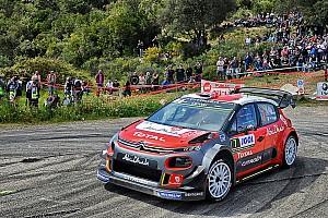 WRC Actualités Meeke :