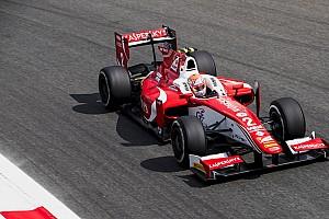 FIA F2 Noticias de última hora Luca Ghiotto se queda sin victoria en la Fórmula 2