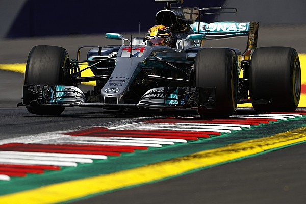 "F1 奥地利大奖赛周五练习:汉密尔顿气势如虹,但吃""变速箱罚单"""