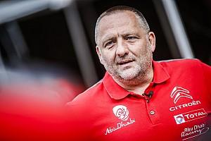 WRC Noticias de última hora Yves Matton podría unirse a la FIA como jefe del WRC