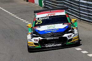 WTCC Репортаж з гонки WTCC у Португалії: Беннані виграв, Монтейру очолив залік