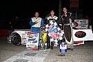 Stock car Brandon Watson scores big APC Series win at Flamboro Speedway