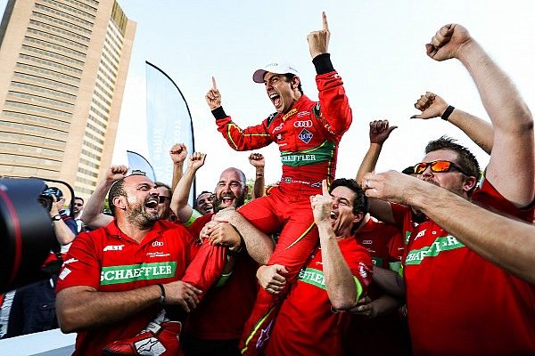 Montreal ePrix: Di Grassi crowned as Vergne takes first win