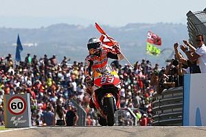 Las notas del Gran Premio de Aragón
