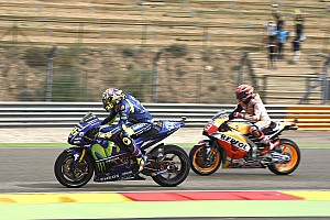 MotoGP 2017 Aragon: Die Startaufstellung in Bildern