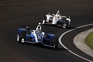 IndyCar Relato do treino livre Chilton lidera oitavo dia em Indy; Alonso fecha em 12º