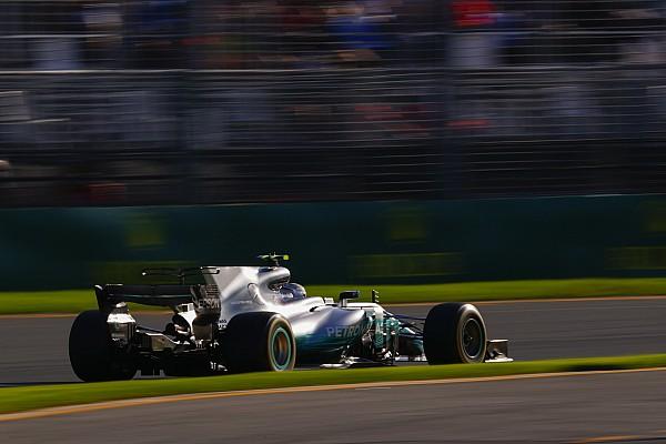 F1 Técnica: la refrigeración extra del Mercedes