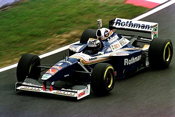 Formula 1 Gallery: Williams F1 design evolution over 20 years