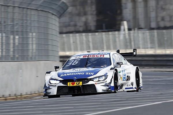 Norisring DTM: Pole pozisyonu 0.005 saniye ile Martin'in oldu