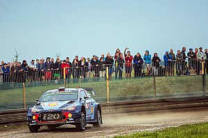 WRC Yarış ayak raporu Polonya WRC: Mücadele kızışıyor, Neuville'in liderliği sürüyor