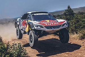 Dakar I più cliccati Fotogallery: la Peugeot 3008 DKR Maxi per la Dakar 2018
